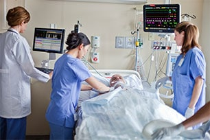 IntelliSpace Critical Care and anesthesia provides critical care documentation and clinical decision support.