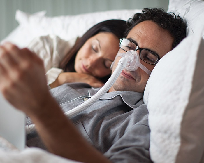 Your CPAP therapy journey
