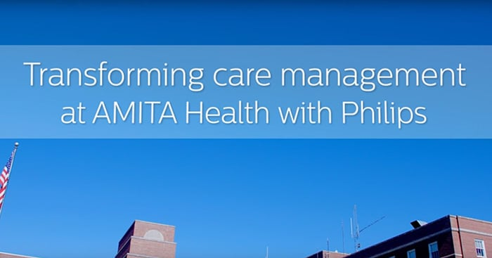 Philips healthcare transformation services