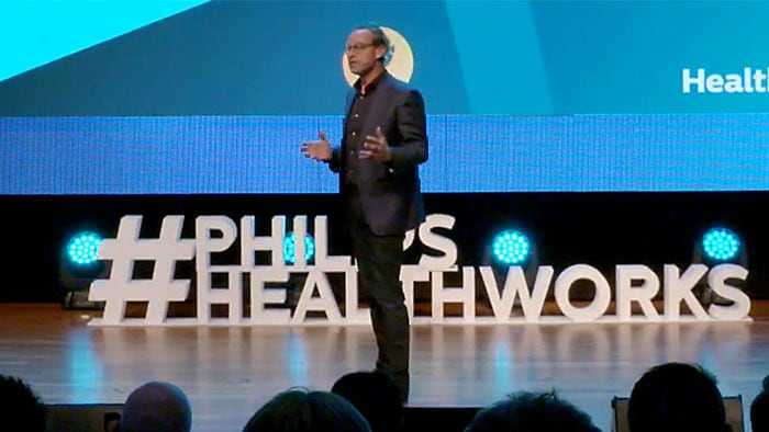 Opening remarks during Philips HealthWorks Global Breakthrough Day 2018