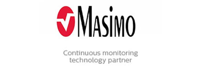 Masimo - continuous monitoring technology partner