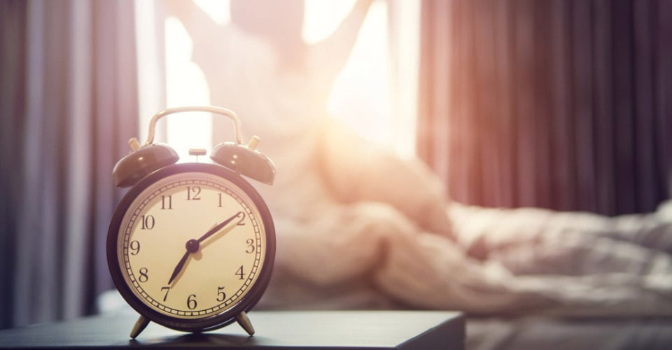 Can you Spring Ahead your Circadian Clock?