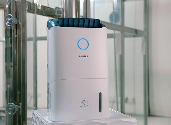 Philips 2-in-1 Air Dehumidifier & Purifier