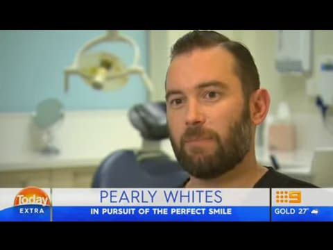 Philips Zoom  - The best teeth Whitening solution- Channel 9 news item