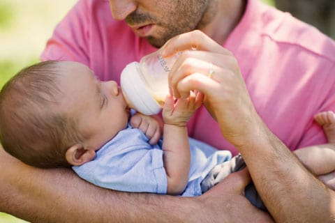 The efficient parent's guide to bottle feeding