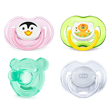 Range of Pacifiers by Philips Avent