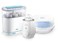 Philips Avent Baby Bottle Warmer and Steriliser