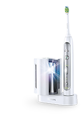 Philips, Sonicare, electric, toothbrush, Flexcare, Platinum, Connected, UV, Sanitizer, AdaptiveClean, brush, heads