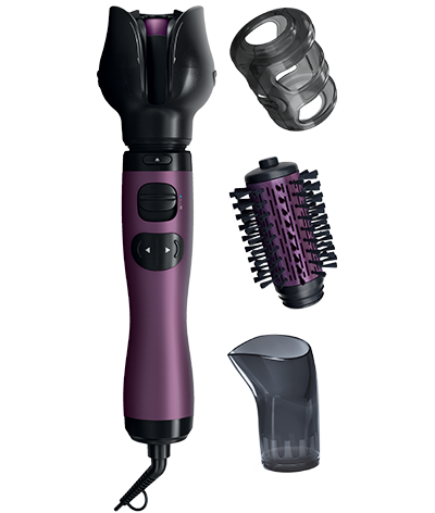StyleCare Auto-rotating airstyler - Flaunt perfect style with our hair styler and curler