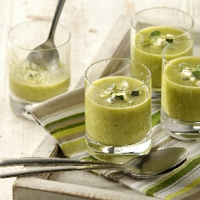 Cream Of Courgette Soup