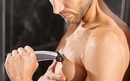 Where Should Men Shave On Their Body