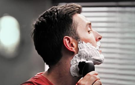 How To Wet Shave Your Face Guide