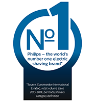 No1 award for electric shaver