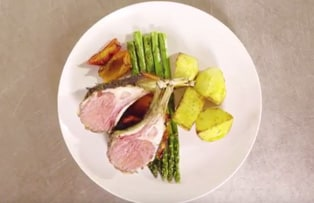Lamb two ways with Lyndey Milan