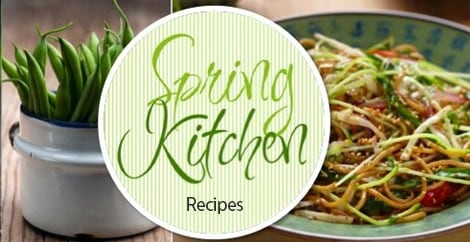 Philips pasta machine -  spring kitchen recipes