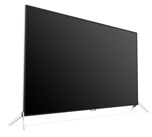 Philips TV design slim frame